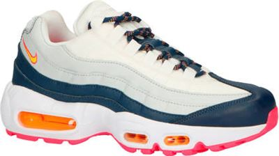 outlet store 259d8 0274c Nike Air Max 95 sneakers Wit lichtgrijs donkerblauw