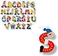 Simply for Kids Houten naam letter S