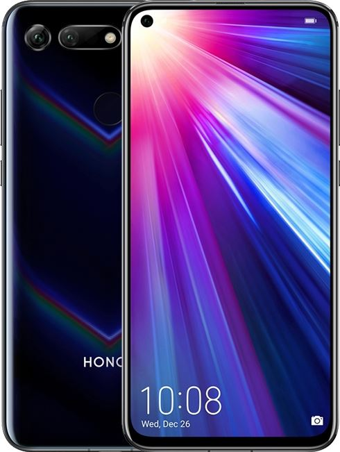 Honor View20 128 GB / midnight black / (dualsim)