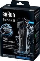 Braun Series 5 5040s scheerapparaat met Wet&Dry functie