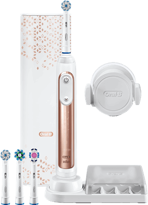 Oral B Genius 10000n Rose Gold Elektrische Tandenborstel Powered By Braun Rosegoud Elektrische Tandenborstel Kopen Kieskeurig Nl Helpt Je Kiezen