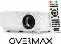 Overmax - Multipic 2.4 - Beamer - LED - FULL HD - WIFI - Wit