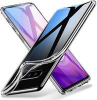 Es, R. Samsung Galaxy S10e Case Essential - Transparant voor Galaxy S10e transparant