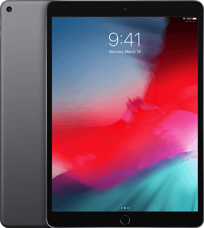 Apple iPad Air 2019 10,5 inch / grijs / 256 GB