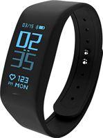 Smart Health Smart Bracelet, armband, activiteitstracker, hartslagmeter, bluetooth verbinding, fitness accessoire , verbonden met telefoon, water resistent, ideale gift