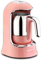Korkmaz Kahvekolik - Koffiezetapparaat - Pink