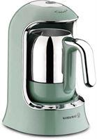 Korkmaz Kahvekolik - Koffiezetapparaat - Turquoise
