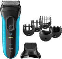 Braun Series 3 Shave&Style 3010BT 3-In-1 Wet&Dry Elektrisch Scheerapparaat Met Precisietrimmer