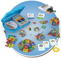 Geomag Education Set Shape&Space Panels 244 delig