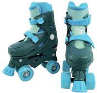 Chad Valley retro rolschaatsen Quad Skates M10-13