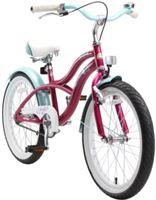 star Trademarks bikestar Premium Kinderfiets 20 Creamy Violet - Paars