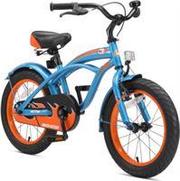 star Trademarks bikestar Premium Kinderfiets 16 Blauw