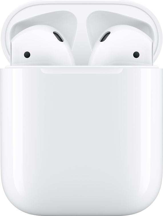 Apple AirPods 2 met oplaadcase wit