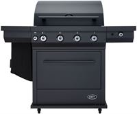 Boretti Maggiore gas outdoor kitchen antraciet