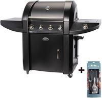 Boretti Robusto gasbarbecue met gratis gereedschapsset