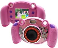 OEM Kindercamera HD DUO roze - LED LCD - 32gb