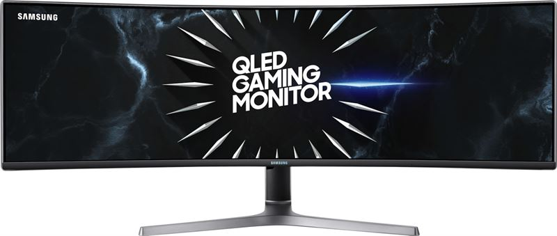 Samsung QLED Gaming Monitor 49 inch LC49RG90SSUXEN