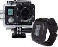 Vizu Extreme X8S Wi-Fi 4K action camera incl. afstandsbediening