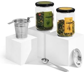 Teastreet Slow Down Kit Losse Thee Thee Accessoires Cadeau