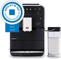 Melitta Barista Smart T Black volautomatische espressomachine F830-102