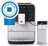 Melitta Barista Smart T Zilver volautomatische espressomachine F830-101