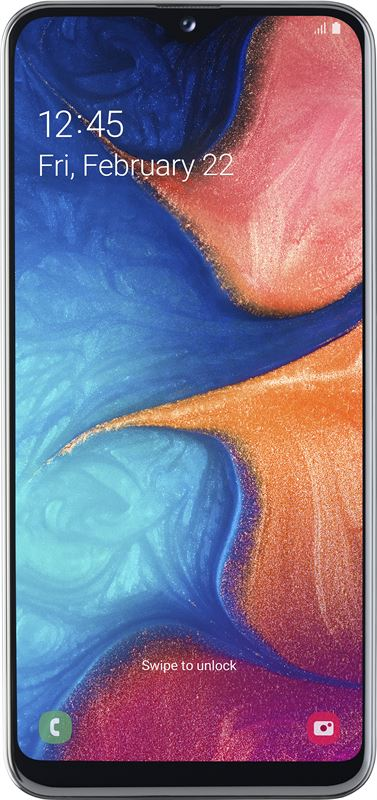 Samsung Galaxy A20e 32 GB / wit / (dualsim)
