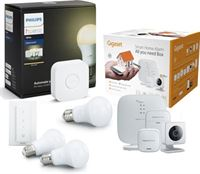 Gigaset Gigaset Smart Home Alarmsysteem Special Edition - All You Need Box en Philips Hue