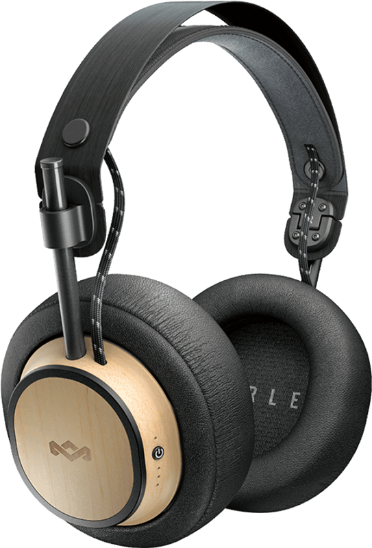 The House of Marley Exodus draadloze over-ear hoofdtelefoon