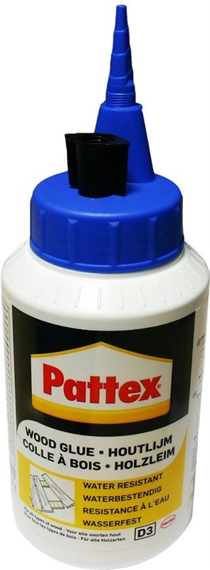 Wood and Tools Pattex houtlijm (250 gram)