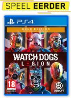 Watch Dogs Watch Dogs Legion Gold Edition