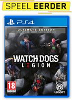 Watch Dogs Watch Dogs Legion Ultimate Edition