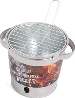 Senza Barbecue Master Zilver