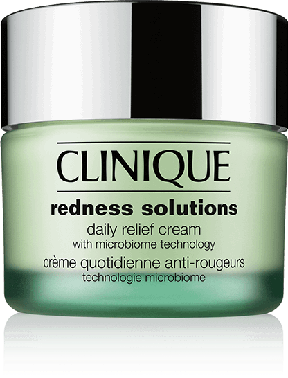 Clinique Redness Solutions Daily Relief Cream With Microbiome Technology