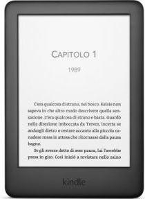 AMAZON Kindle Touch 2019 4GB E-Reader - Black Prijzen op