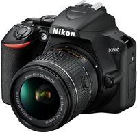 Nikon spiegelreflexcamera D3500 + 18-55 VR INCL. TAS + 16GB