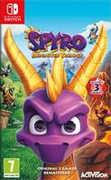 Activision Spyro: Reignited Trilogy - Switch