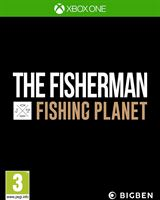 BigBen The Fisherman: Fishing Planet Day One Edition FR/NL Xbox One