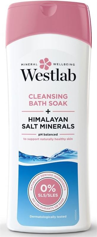 Westlab Cleansing Himalaya Zout Badschuim