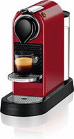 Krups Nespresso CitiZ espressomachine - Cherry red XN7415