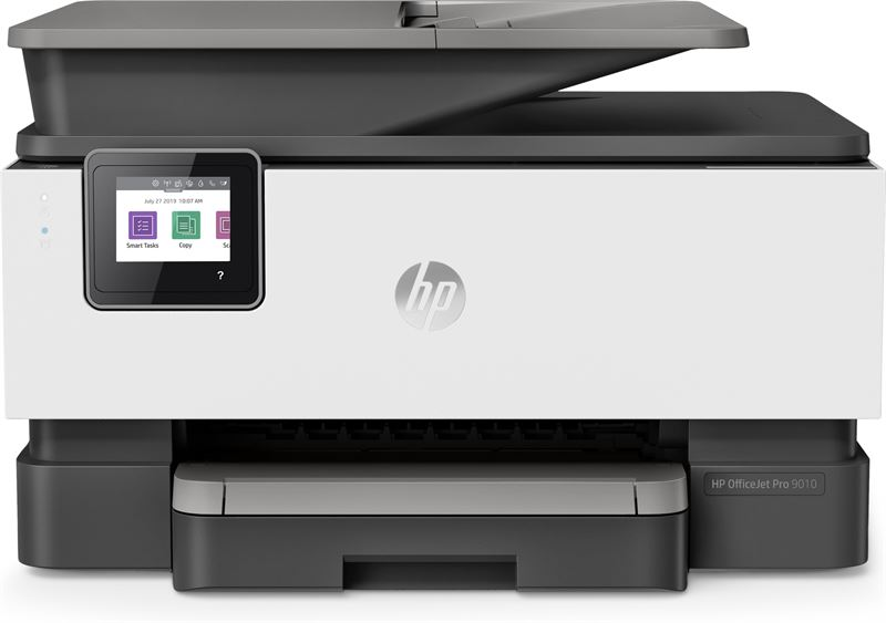 HP Pro OfficeJet Pro 9010 All-in-one wireless printer Print,Scan,Copy from your phone, voice activated (works with Alexa and Google Assistant)