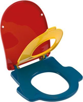 Pleasant Villeroy Boch O Novo Kids Kinderclosetzitting M 1 Grote En 1 Kleine Zitting M Deksel Antibacterieel Wit 8M1261T1 Kopen Kieskeurig Nl Helpt Je Squirreltailoven Fun Painted Chair Ideas Images Squirreltailovenorg