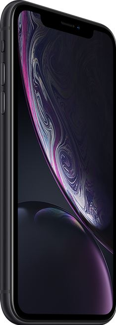 Apple iPhone XR 128 GB / zwart / (dualsim)
