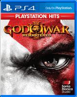 PLAYSTATION GAMES God Of War 3 NL/FR PS4