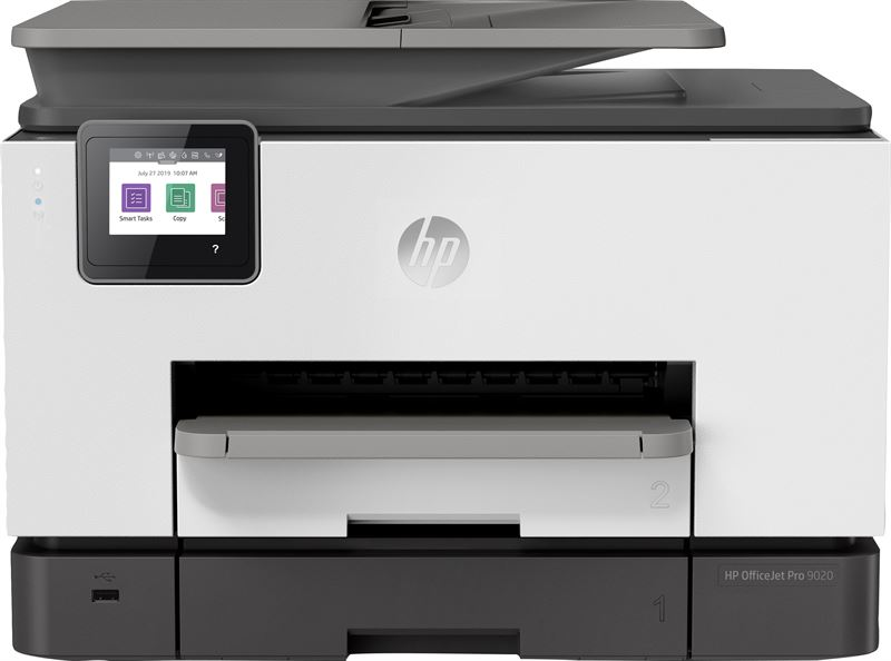 HP Pro OfficeJet Pro 9020 All-in-one wireless printer Print,Scan,Copy from your phone, voice activated (works with Alexa and Google Assistant)