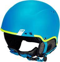 Julbo Leto Helm Kinderen, blue/green 2XS | 49-53cm 2018 Ski & Snowboard helmen