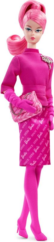 Barbie Barbie Fashion Model Collection 29 cm - Roze Barbiepop