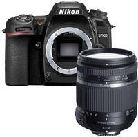 Nikon D7500 + Tamron 18-270mm Di II VC PZD TS