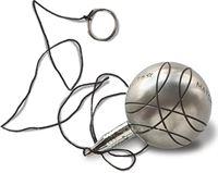 La Franc Jeu de Boule Magneet met touwtje
