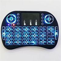 mini i8+ backlight wireless mediacenter toetsenbord met Multi