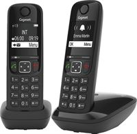 Gigaset AS690R Duo huistelefoon